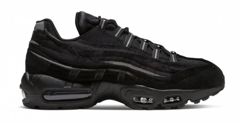 Nike Air Max 95 Commes des Garcons Black