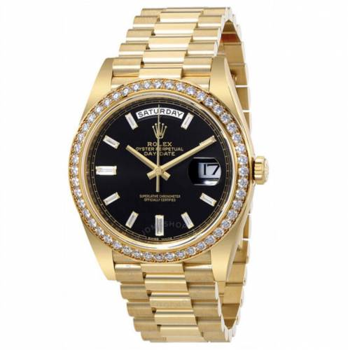 Bojan Rolex Uhr