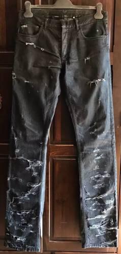 Ufo361 destroyed Jeans