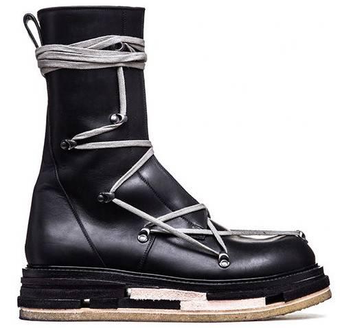 Ufo361 Rick Owens Boots