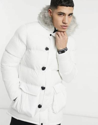 Zuna Parka Asos Alternative