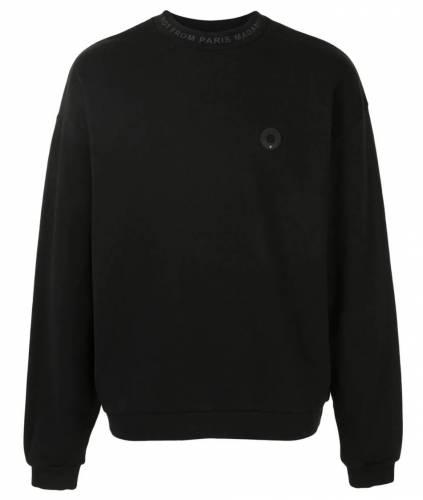 Drole De Monsieur Neckprint Sweatshirt