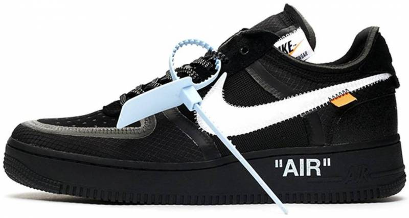 Elias Nike x Off White Air Force 1