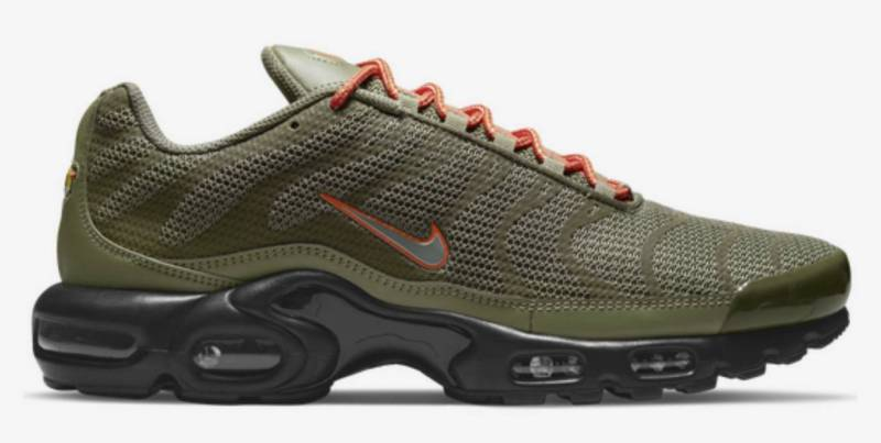 Nike Air Max Plus Olive Reflective