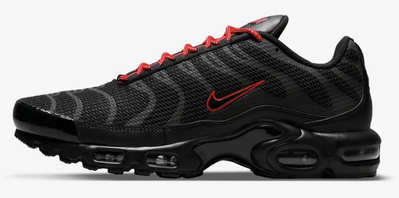 Nike TN Black Reflective