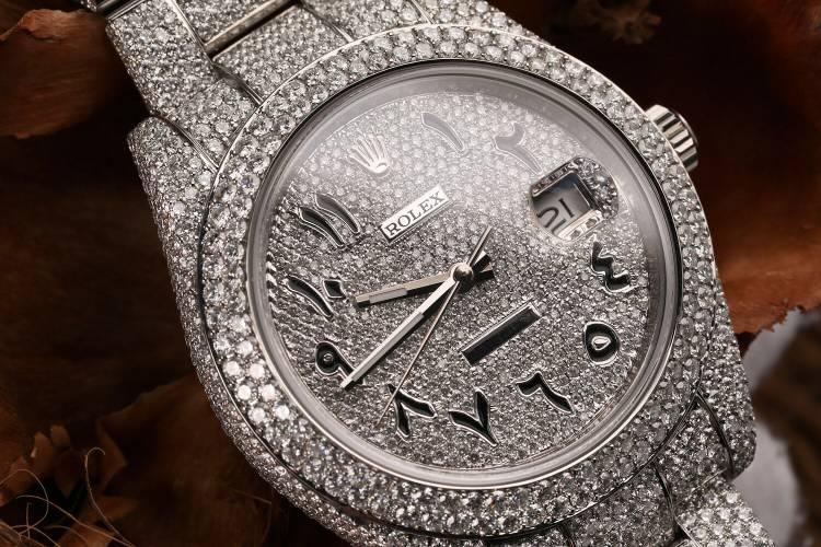 Ano Rolex