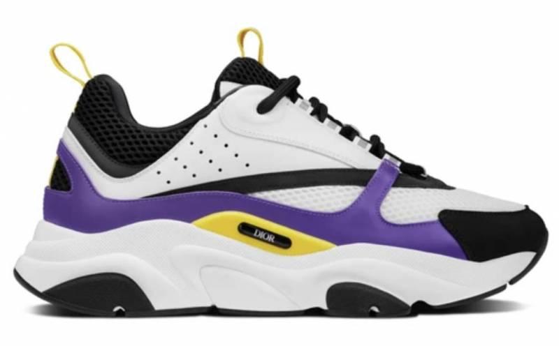 Capital Bra Sneaker Dior B22