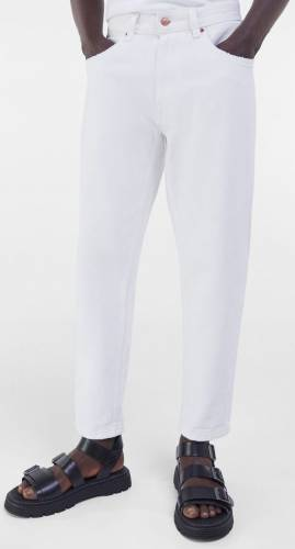 Ion Miles Jeans weiss