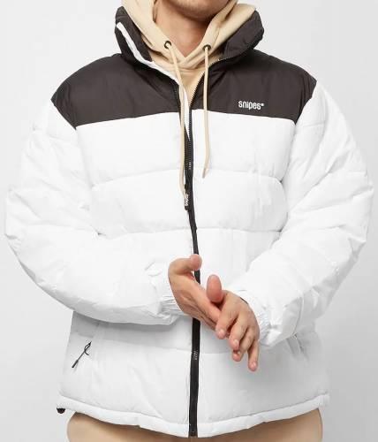 Snipes Puffer Jacket ohne Kapuze