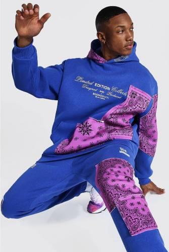Boohoo bandana Trainingsanzug