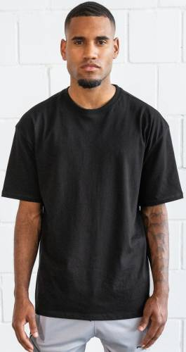 Pegador Oversized T-Shirt schwarz