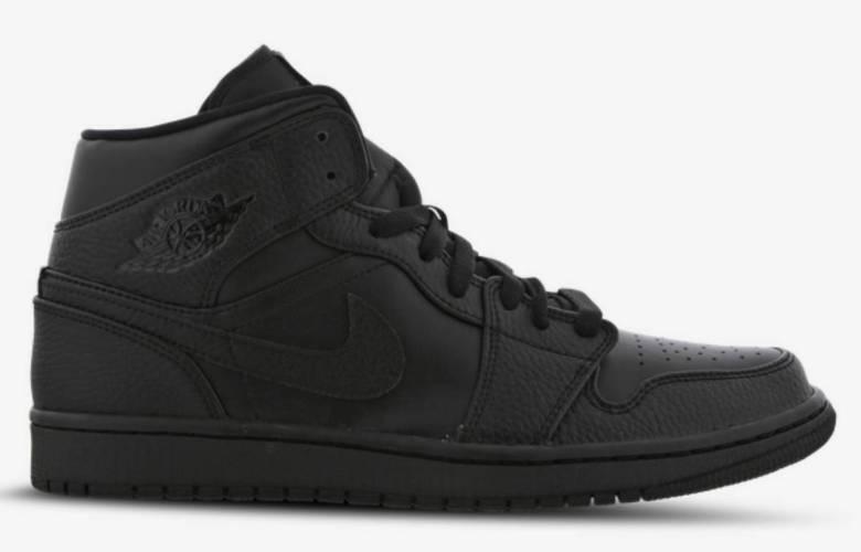 Kontra K Sneaker schwarz Alternative