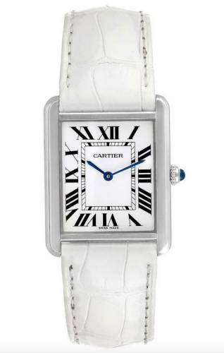 Yin Kalle Uhr Cartier andere Farbe