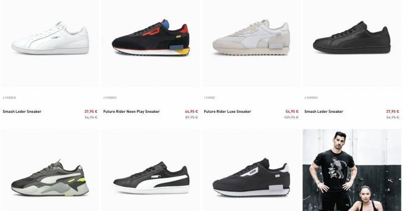 Puma Sneakers Sale