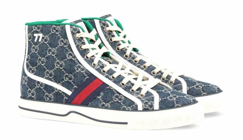 Capi High Top Sneaker