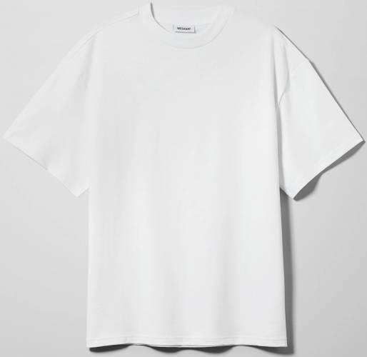 Jamule T-Shirt weiß