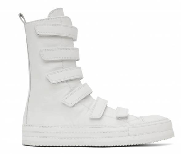 Ufo361 Klettverschluss Sneaker High