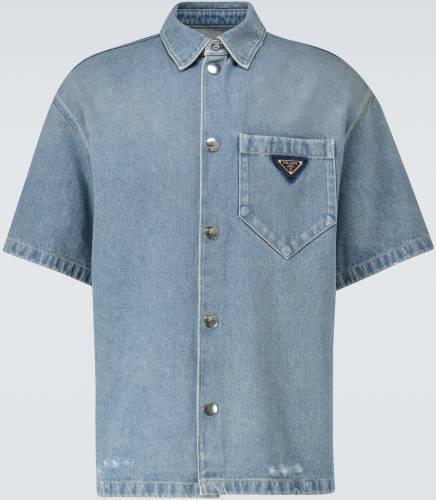 Kalim Jeans Hemd