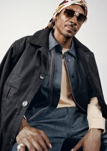 Snoop Dogg G Star RAW