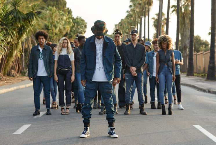 Snoop Dogg Jeans G Star RAW Kollektion