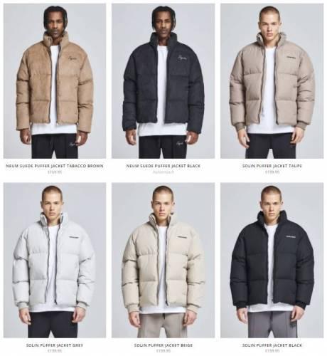 Pegador Weitere Modelle Puffer Jacket